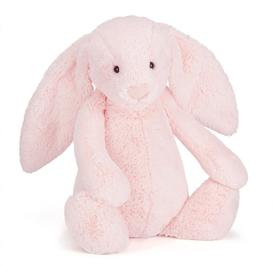 Jellycat Jellycat Bah2bp Bashful Pink Bunny Huge With
