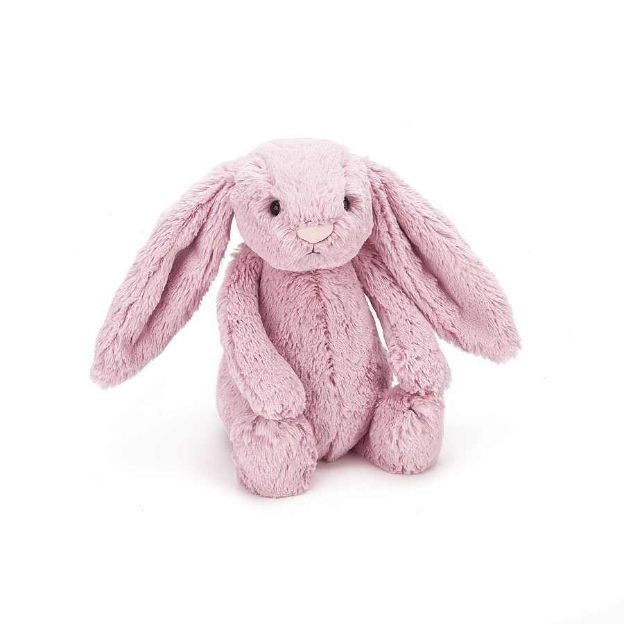 Jellycat Bal2btp Bashful Tulip Pink Bunny Large With