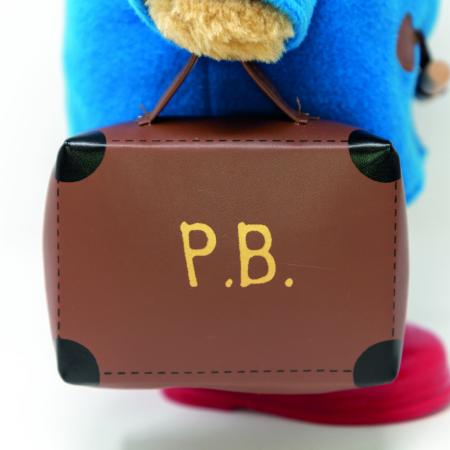 Classic Traditional Standing Paddington Bear with Boots