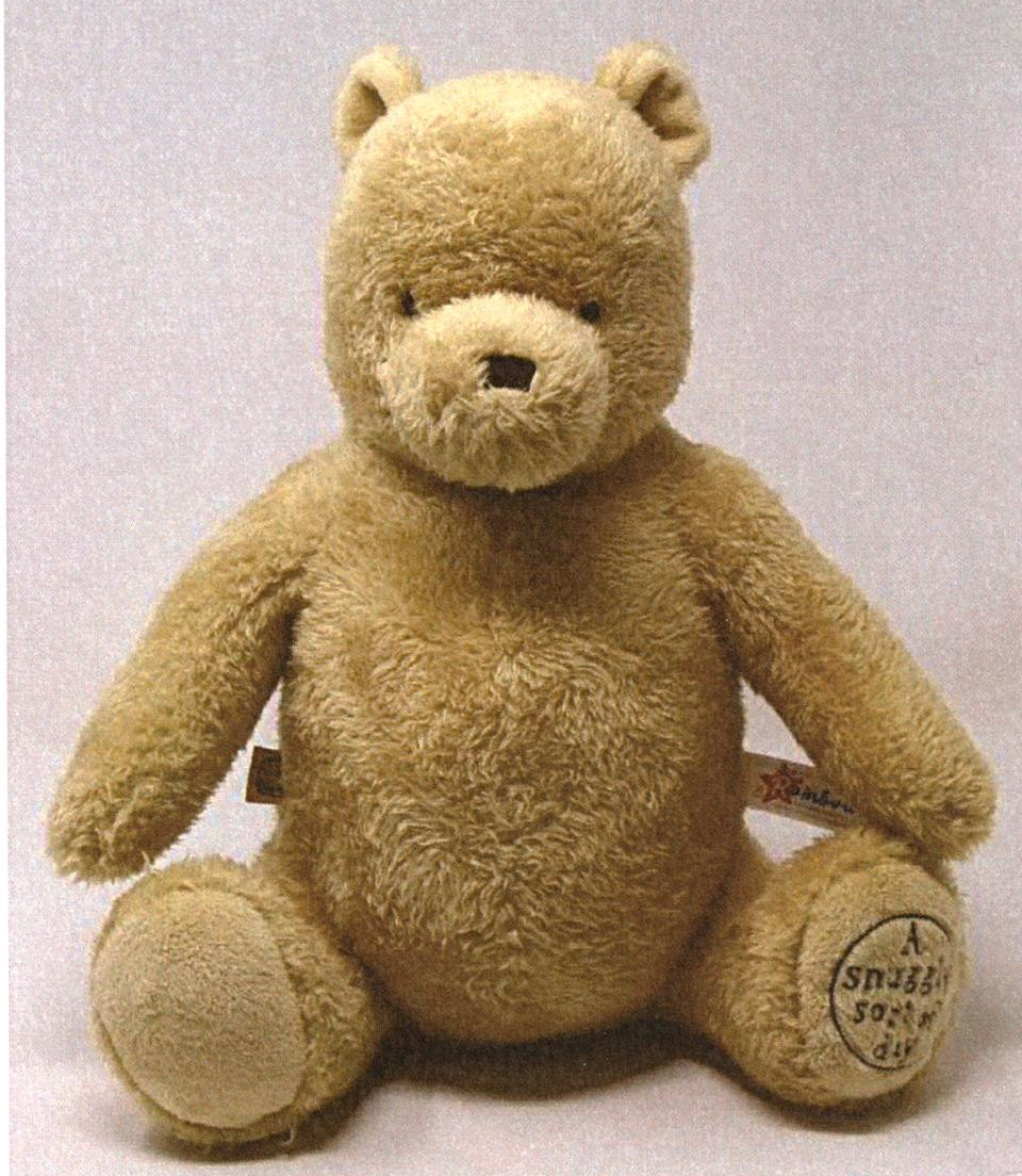 Pooh Soft Toy Classic Winnie The Pooh