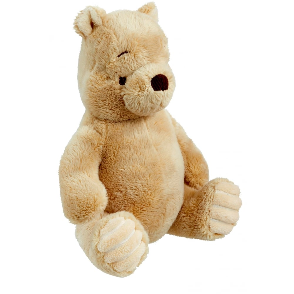 Rainbow 1460 Classic Pooh Soft Toy With Organza Pull