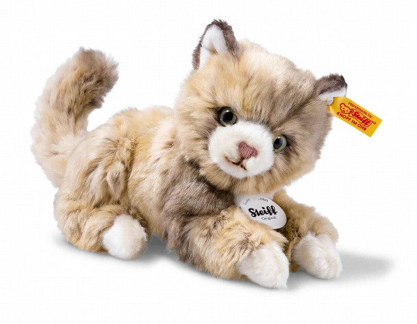 Steiff Cats with FREE Steiff gift box