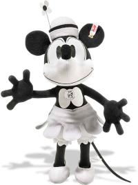 Steiff 354649 Walt Disney Steamboat Willie - Minnie Mouse Limited Edition