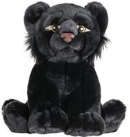 PetJes 991006 Cubsy Black Panther with Organza Pull String Bag
