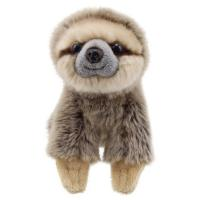 Wilberry Minis Sloth with Organza Pull String Bag