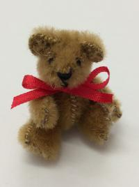Bower Hinton Miniature Gold Bear